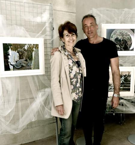 Francesca Camponero e Christophe Ferrari