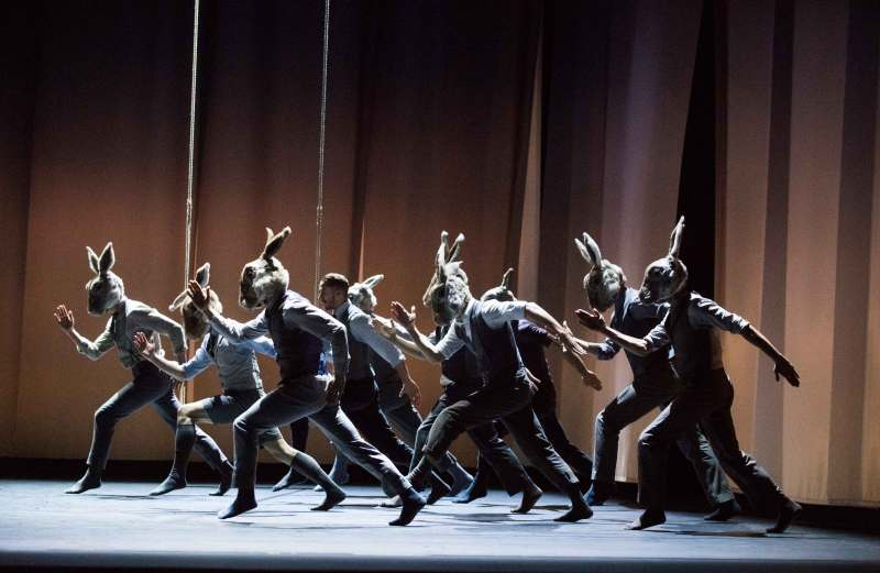 Life (Rabbit) BalletBoyz ½Tristam Kenton
