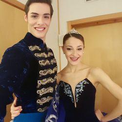 con Nicoletta Manni
