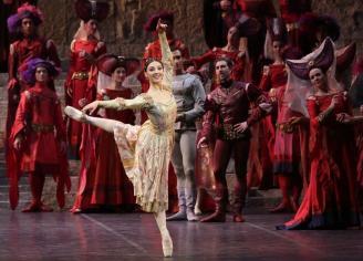 Romeo e Giulietta di Kenneth McMillan