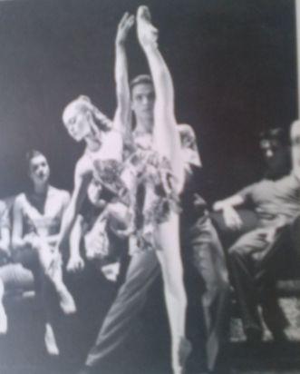 Al Festival di Nervi 1995, coreografia di Mauro Bigonzetti