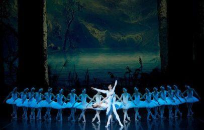 Il Lago dei Cigni , Balletto del Teatro dell'Opera di Astana