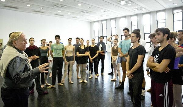 <em>Goldberg – Variationen</em>, il capolavoro di Heinz Spoerli prossimamente alla Scala