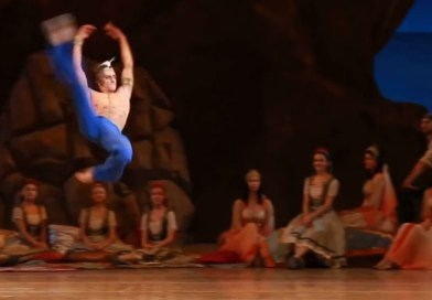 I grandi salti di Sergei Polunin ne <em>Le Corsaire</em>