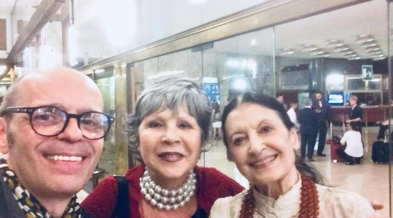 """Nuovi talenti al """"MAB, Premio Internazionale di Danza Classica Maria Antonietta Berlusconi per i Giovani"""""""