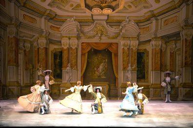 Balletto sul ghiaccio di San Pietroburgo, La Bella Addormentata