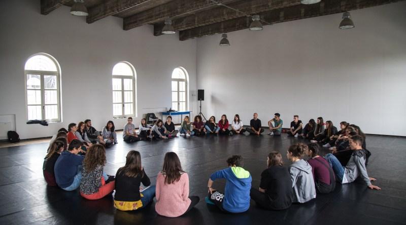 La Lavanderia a Vapore di Collegno entrain EDN – European Dancehouse Network