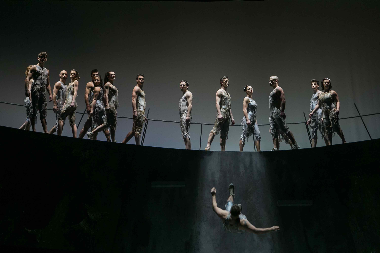 The Naked Clown, il nuovo spettacolo della Recirquel