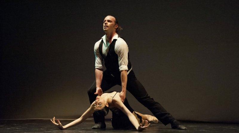 Stefania Figliossi adesso con Bolle, ma prima anche guest dell' Atzewi Dance Company