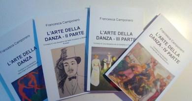 <em>L'arte della danza – cronaca di una disciplina</em>, quattro volumi per gli appassionati