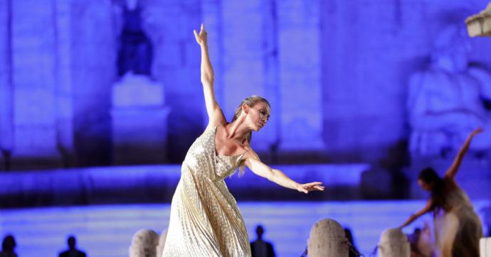 Grande soirée a Parigi per l'addio di Eleonora Abbagnato