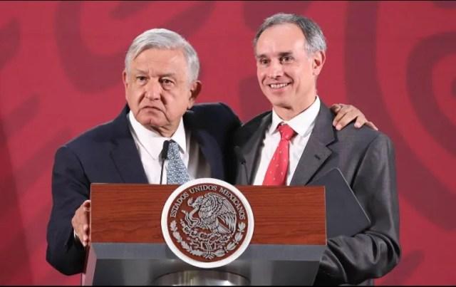 El partido argumenta que la labor del Gobierno de López Obrador y el subsecretario López-Gatell ha sido deficiente y omisa ante la pandemia. EFE/ARCHIVO