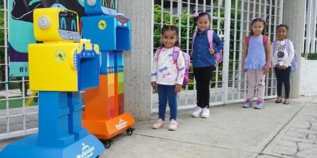Chivas utilizará robot para detectar síntomas relacionados con COVID-19 en  el Clásico Nacional | El Informador
