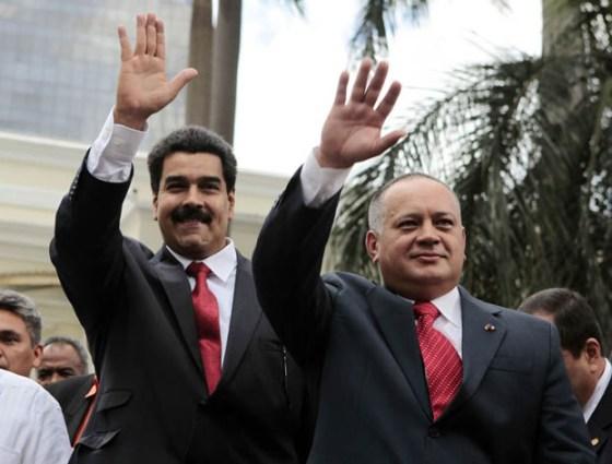 Maduro-Diosdado Cabello