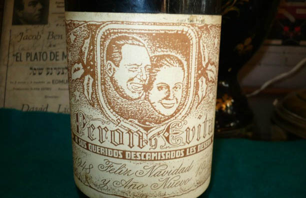 antigua-botella-de-sidra-peron-y-evita