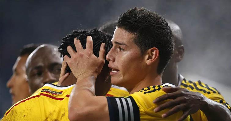 Colombia se despide del Mundial 2014
