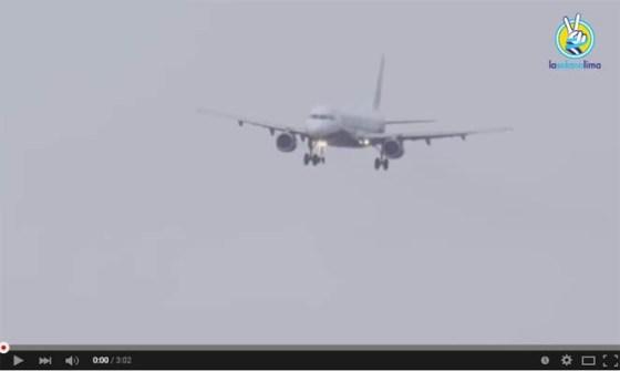 video vuelo de vicky
