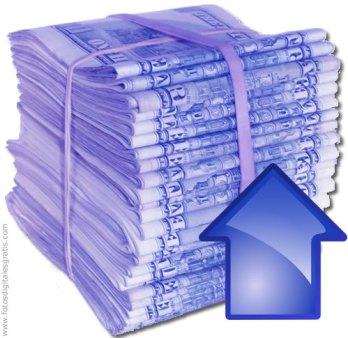 dolarblue-billetes-paquete-sube-FDG