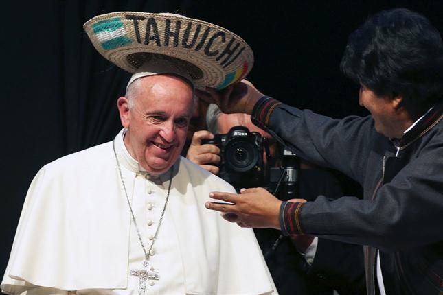 el-papa-francisco-en-sudamerica