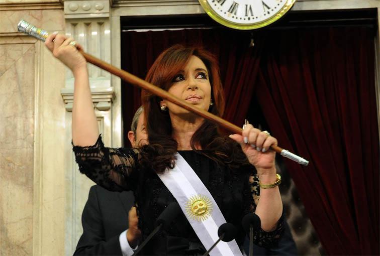 CFK-bastón