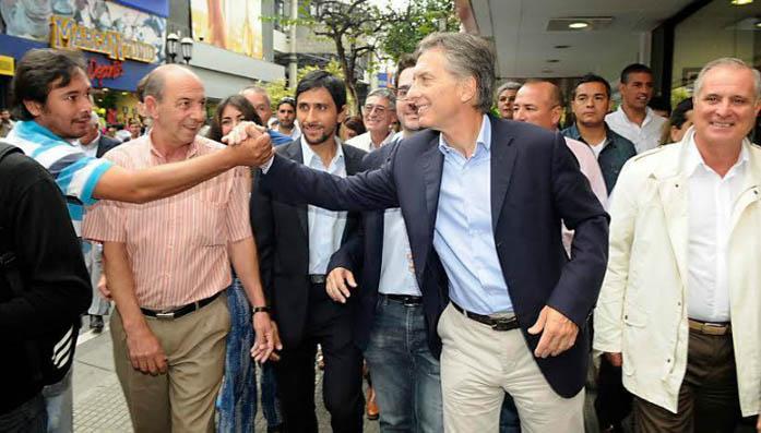 Macri en los municipios bonaerenses