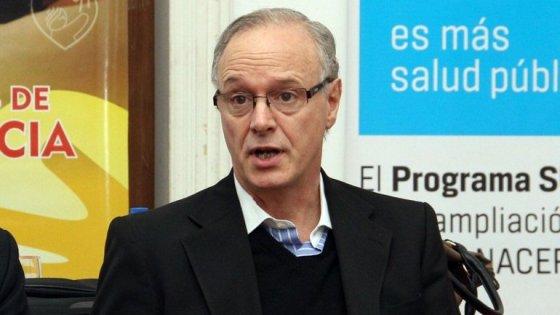 Daniel Gollán-ministro de salud