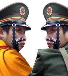 chino-monje
