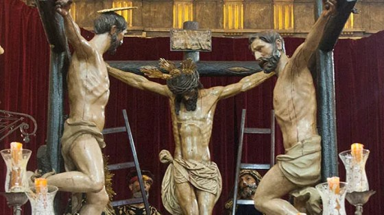 Cristo-ladrones