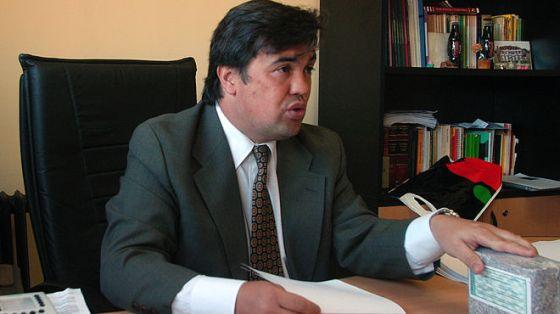 fiscal Guillermo Marijuan amenazado