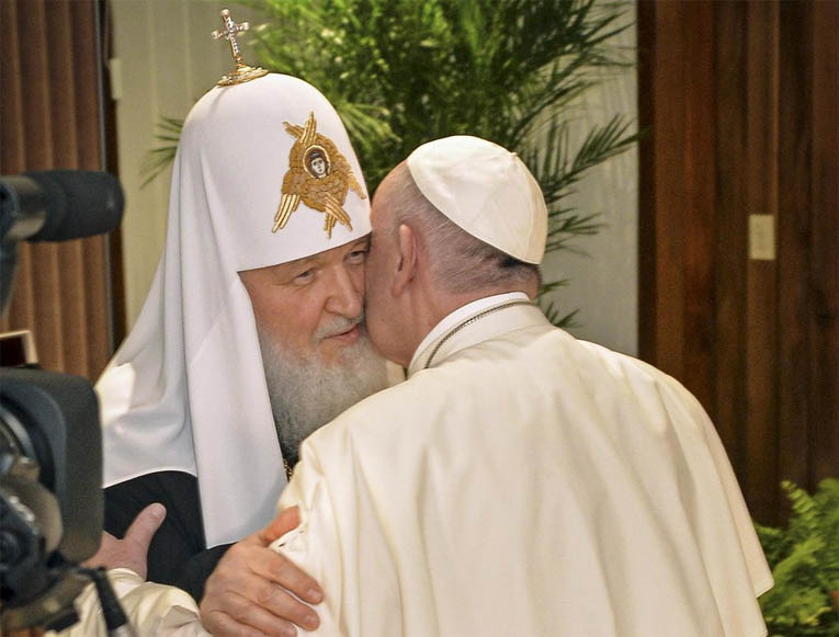 papa-Francisco-Kirill