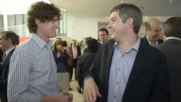 Lousteau-Peña_gabinete
