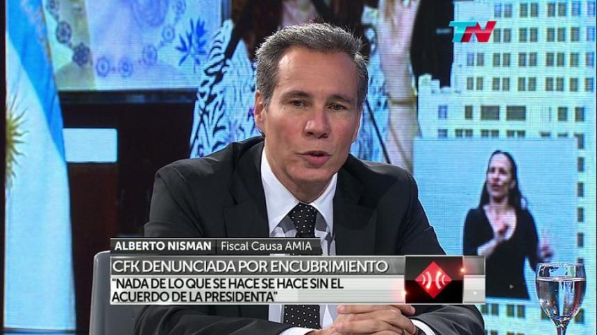 Nisman-TN