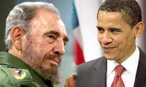 Obama no es Fidel
