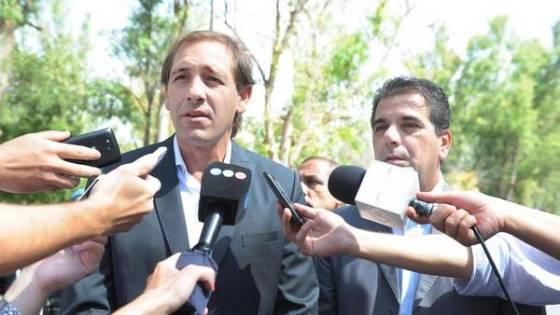 intendente de La Plata, Julio Garro con Ritondo