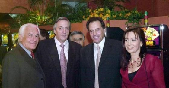 los-Kirchner-con-Cristóbal-López