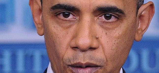 mirada de Obama