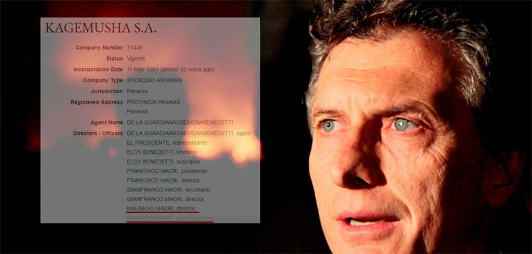 Affaire Macri-Panama Papers