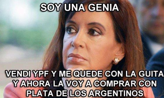 CFK-YPF