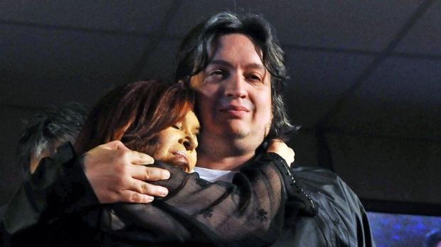CFK imputada-maximo