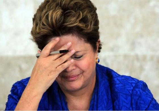 Dilma en problemas