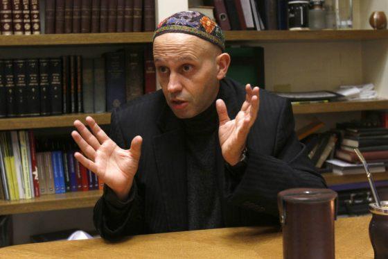 Rabino Bergman acusado