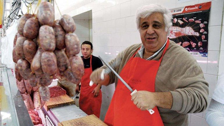 Alberto Samid y la carne