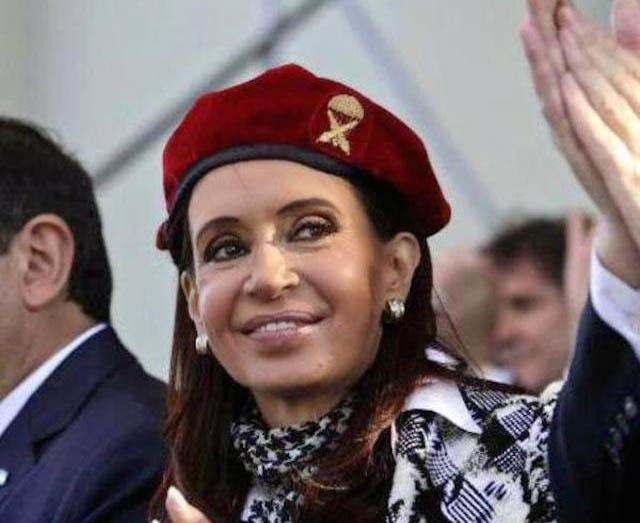 CFK-chavez