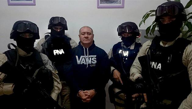 Marcelo Mallo detenido