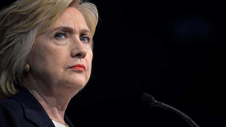 salud de Hillary Clinton