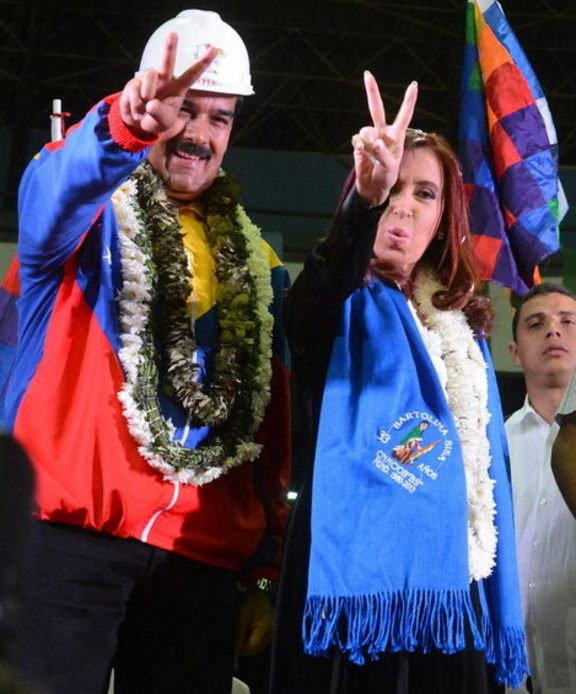 Nicolas-Maduro-Cristina-K-neochavismo