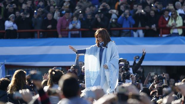 Resultado de imagen para CFK UNidad Ciudadana