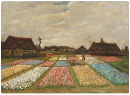 Campo di Papaveri - 1883 - Van Gogh