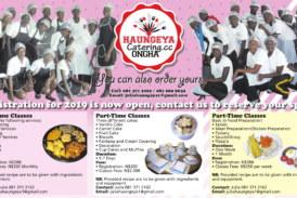 Haungeya Catering