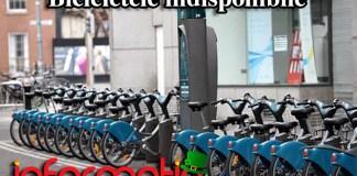 Dublin Bike Scheme indisponibilă